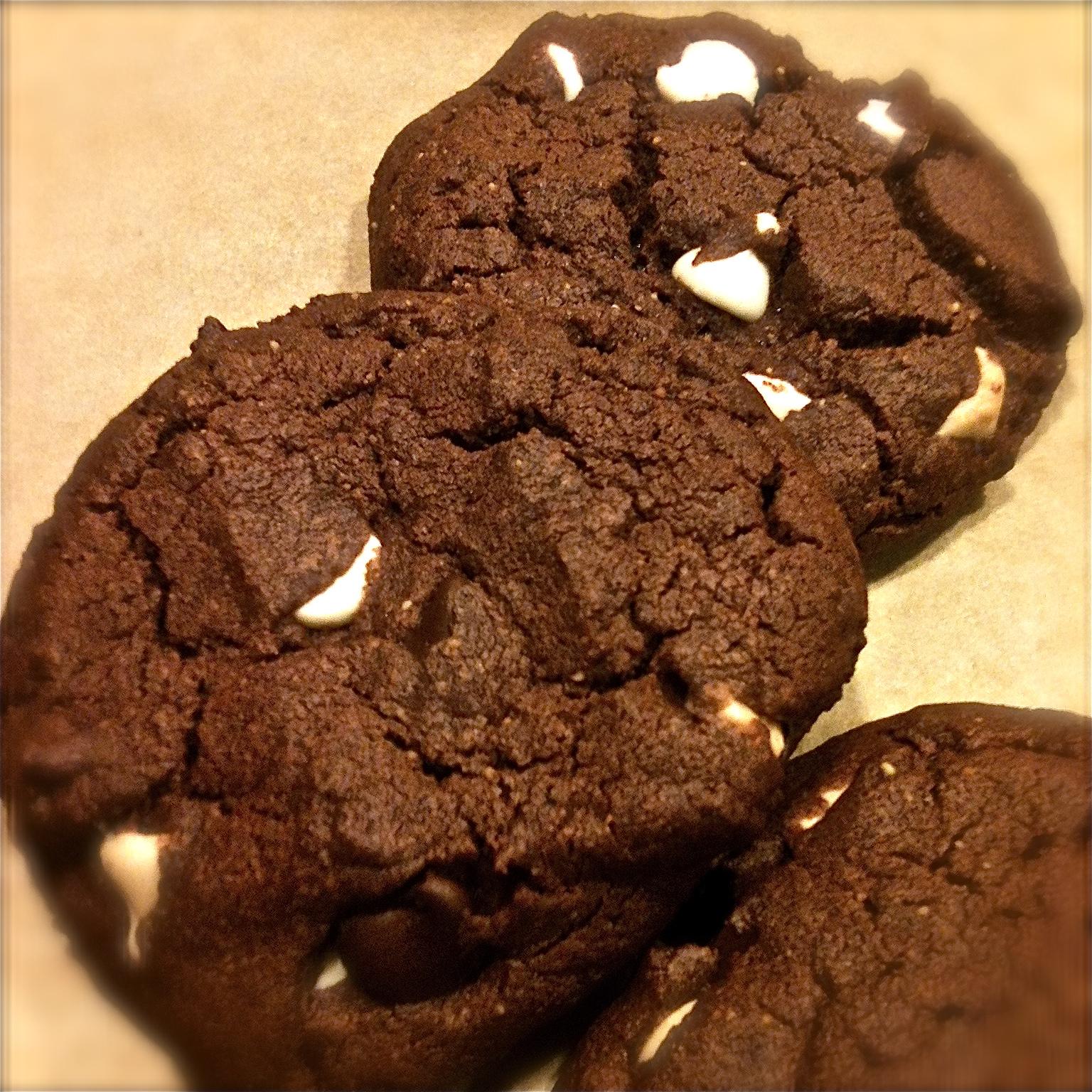 Recipe: Chocolate, Peanut Butter, White Chocolate Chip, Dark ...