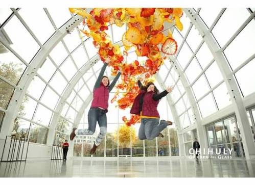 Chihuly Garden & Glass. MomsicleBlog