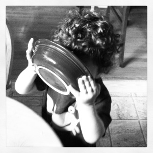 Baby Woww Gluttony. MomsicleBlog