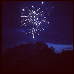 Fireworks. MomsicleBlog