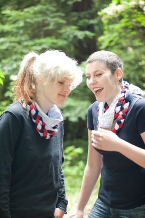 Scout's Honor Clothing Company for modern tomboys