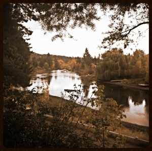 Deschutes River Bend. MomsicleBlog