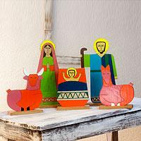 Novica Nativity