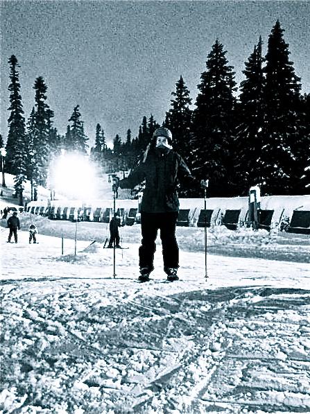 Ski Lesson Mt Hood. MomsicleBlog