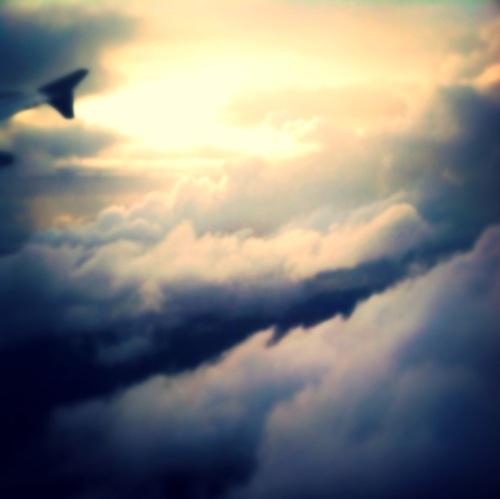 In the heavens. MomsicleBlog