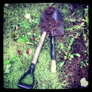 Can't dig its own grave. MomsicleBlog