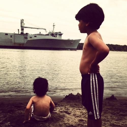 Sauvie Island. MomsicleBlog