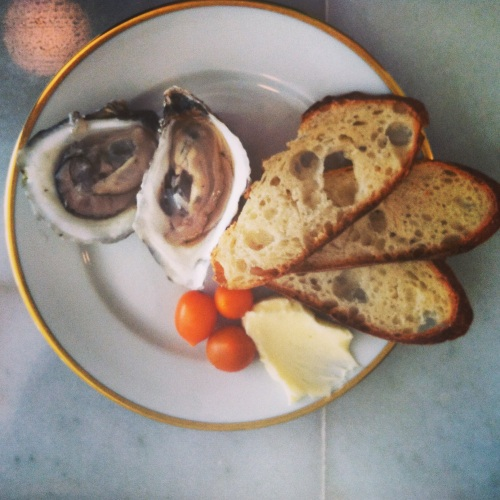 Oysters MÅURICE Portland Pastry Luncheonette