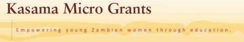 Kasama Micro Grants Zambia