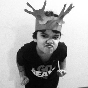 K-Pants, Angry Reindeer. MomsicleBlog