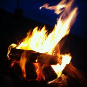 fire. MomsicleBlog