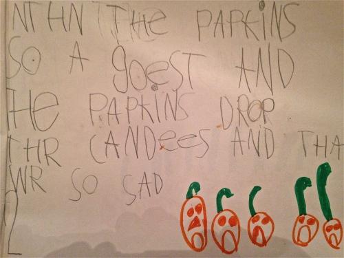 Halloween by K-Pants. MomsicleBlog