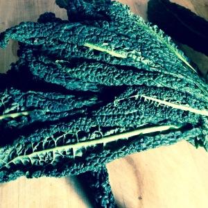 Kale. MomsicleBlog