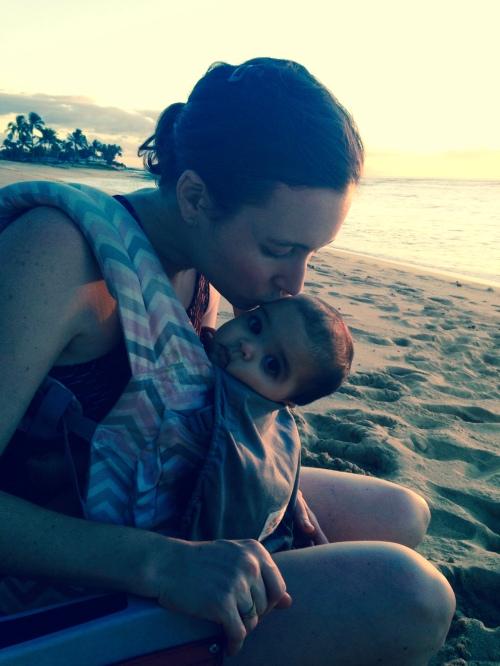 Babymoon. MomsicleBlog
