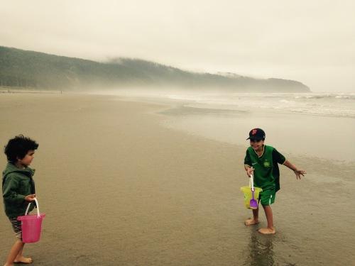 Beach Time. MomsicleBlog