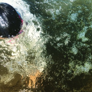 In the Water Summer 2016. MomsicleBlog