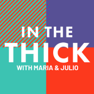Image from In the Thick on SoundCloud